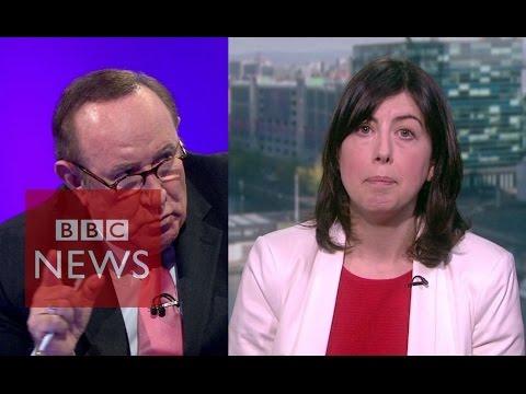 Lucy Powell vs Andrew Neil on Sunday Politics - BBC News
