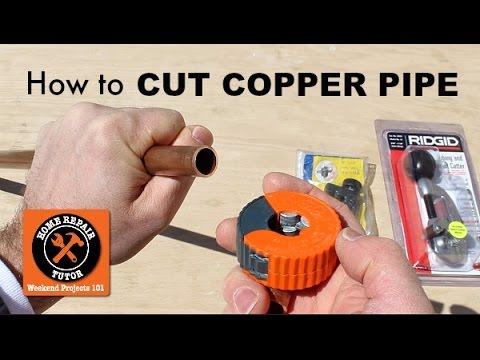 Best Way To Cut Brass Pipe