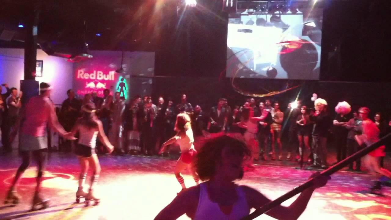 Red bull sinful disco ball 12 exdo event center denver co la skate crew
