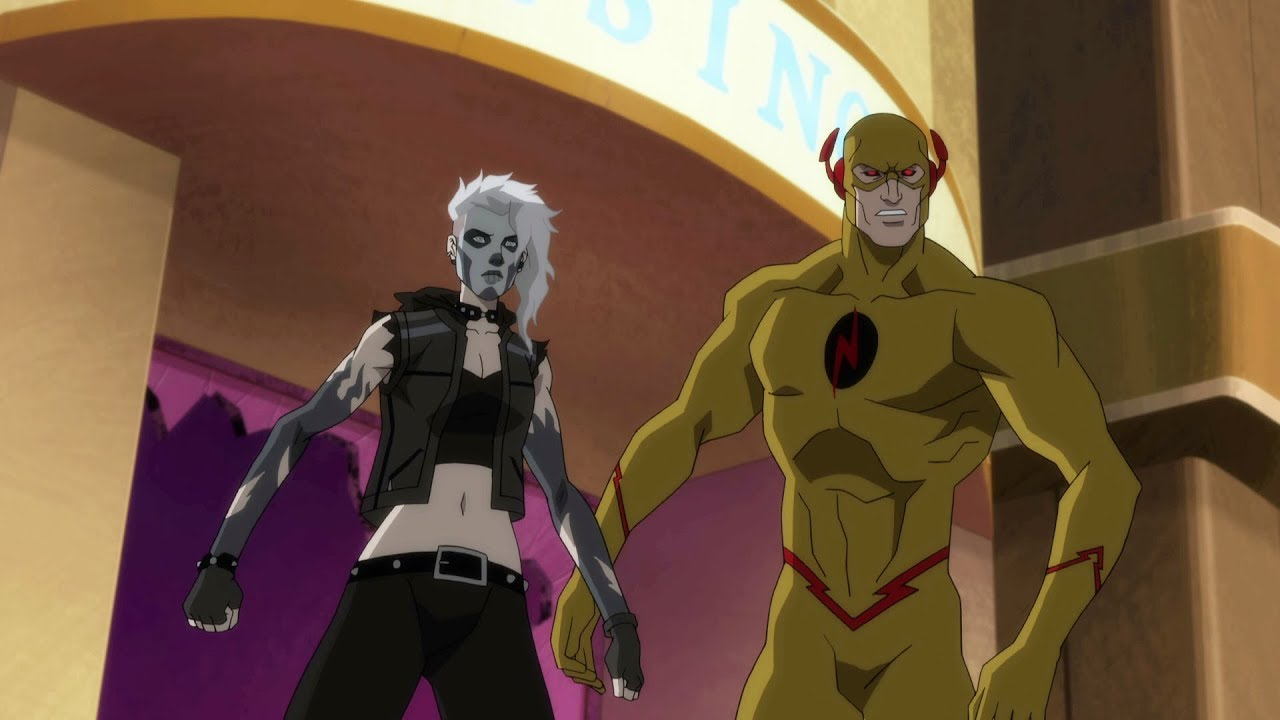 Download Squad vs Zoom team in strip-dance bar | Suicide Squad: Hell to Pay