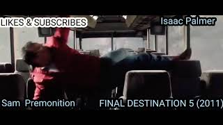 Final Destination 5 (2011) Death Count