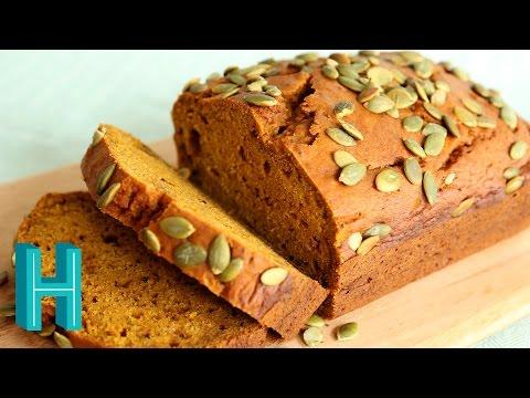 How to Make Pumpkin Bread | Hilah Cooking