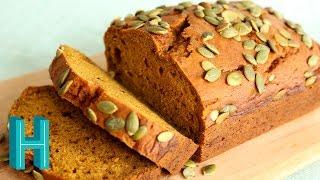 How to Make Pumpkin Bread  Hilah Cooking