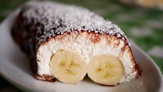 Низкокалорийный десерт из творога