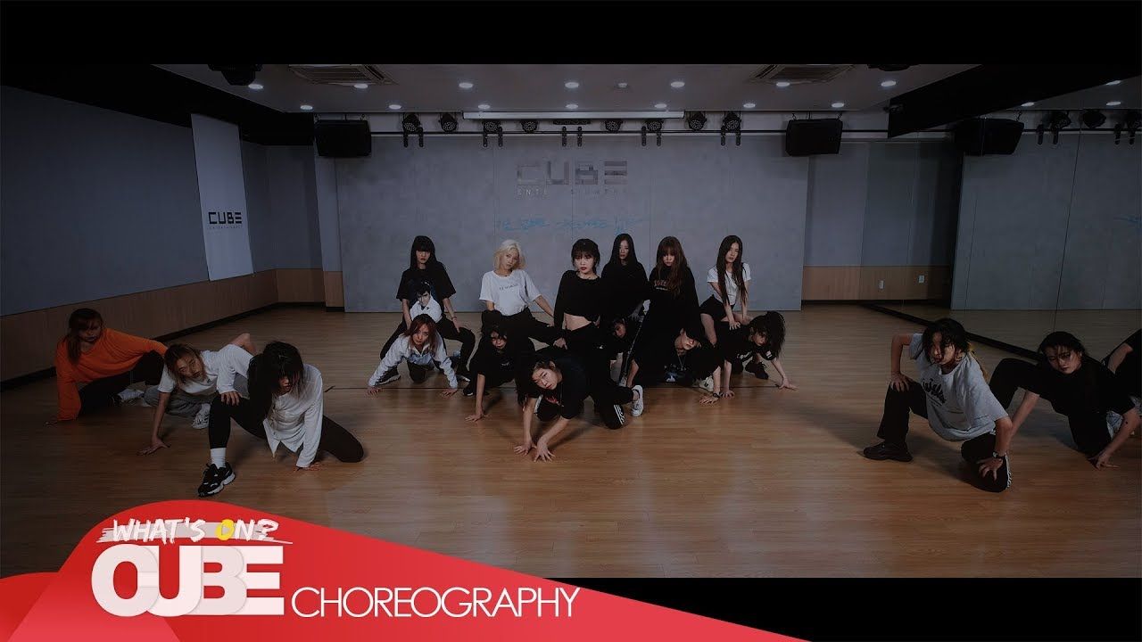 Download (여자)아이들((G)I-DLE) - 'LION' (Choreography Practice Video)