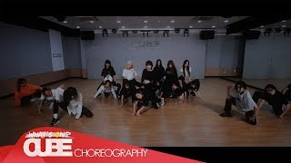 (여자)아이들((G)I-DLE) - 'LION' (Choreography Practice Video)