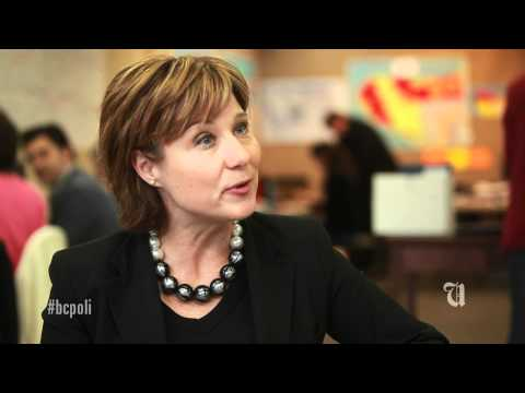 Interview with BC Premier Christy Clark