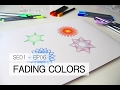 Spirograph Art - Fading Colors