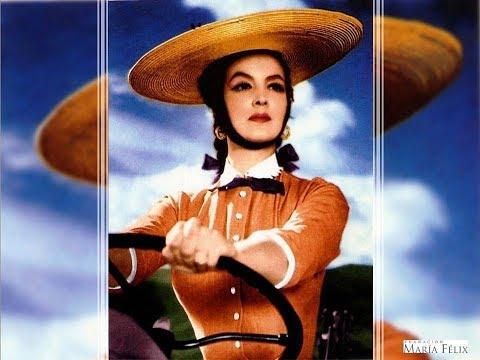 MARÍA FÉLIX Sombrero de la película EL RAPTO 1953 || Fundación María Félix