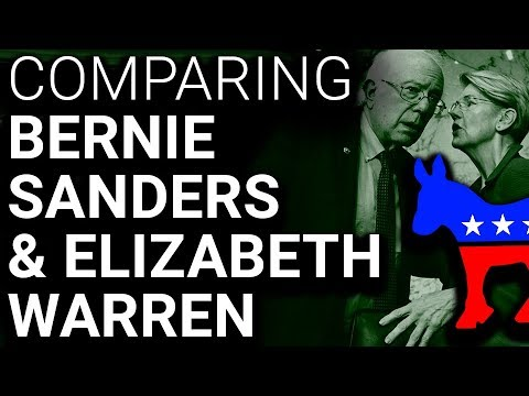 Elizabeth Warren & Bernie Sanders AREN'T the Same