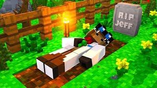 Minecraft Daycare - GOODBYE JEFF THE MOOSE MINECRAFT ROLEPLAY