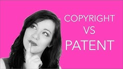 How are Copyrights Different From Patents?   FAQ