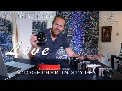 The Lumix Lineup - Which Camera is Right for You?