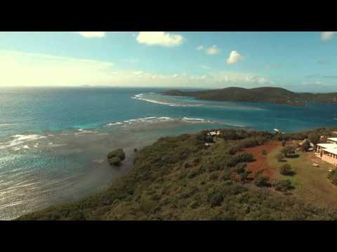 Waterfront 5 Acre Lot - Frailes Ward- Culebra Island