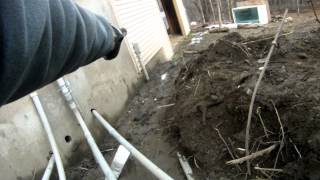 Garage Utilities Conduit Documentation - 80 - My Diy Garage Build Hd Time Lapse