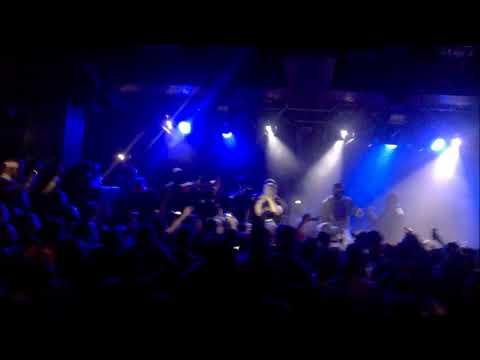 Lefa + Sexion D'assaut + Abou Tall Live  @Maroquinerie ( Paris , 2017 )