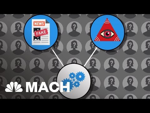 Why YouTube Boosted Conspiracy Theory Videos In The Wake Of The Parkland Shooting | Mach | NBC News