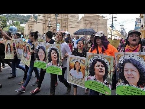Murder of Environmental Activists Reaches New High