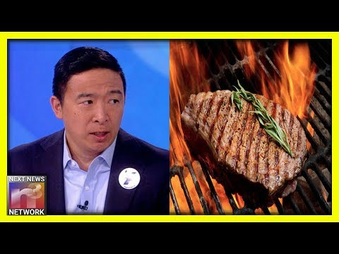 Andrew Yang Has BIG Plans Involving YOUR Diet! thumbnail