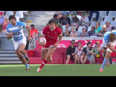 2016 Cape Town Sevens — Day 1 — Highlights