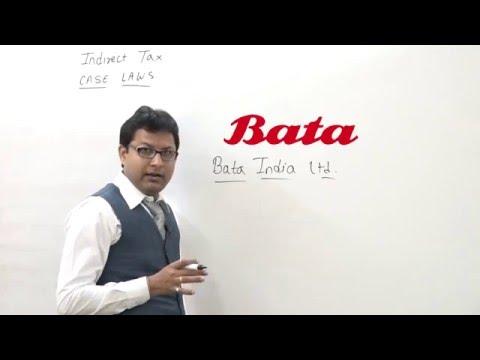 CASE LAW - BATA INDIA LTD