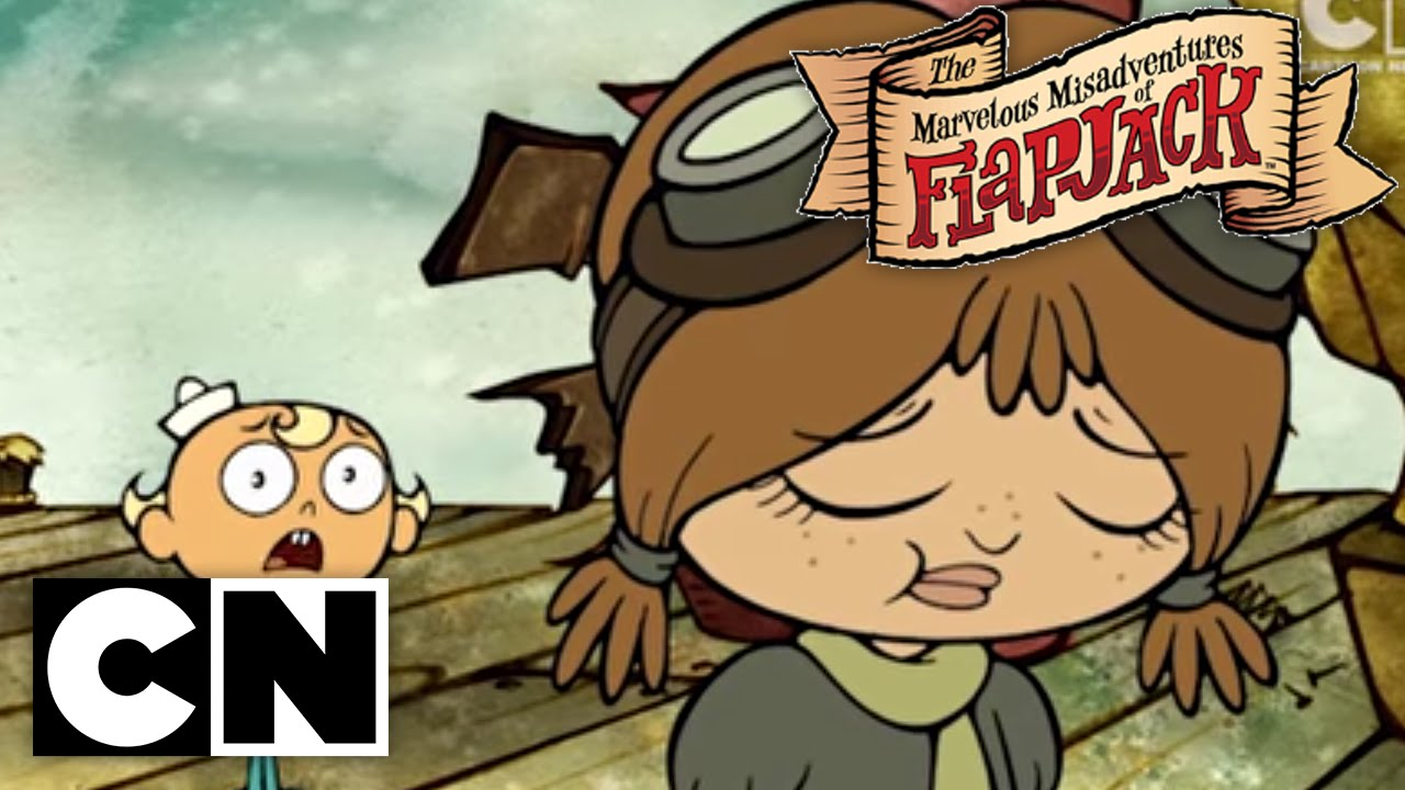 The marvelous misadventures of flapjack the return of sally the marvelous misadventures of flapjack the return of sally syrup clip 2 youtube voltagebd Choice Image