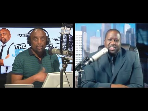 Phil Advise Show vs. Jesse Lee Peterson on Manhood,