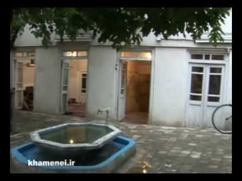 the house of sayed ali khamenei