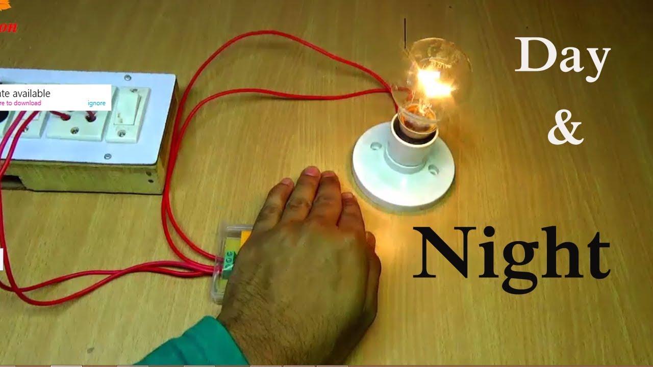 Light Dark Detector