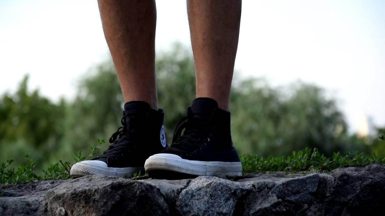 18bc638112d0 Converse Chuck Taylor All Star II - On Feet - YouTube
