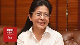 สุดารัตน์ เกยุราพันธุ์ | เลือกตั้ง 2562 | แคนดิเดตนายกฯ หญิงเพื่อไทย โต้ภาพลักษณ์พรรคใต้เงานายใหญ่