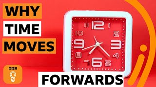 Why does time go forwards not backwards? | BBC Ideas