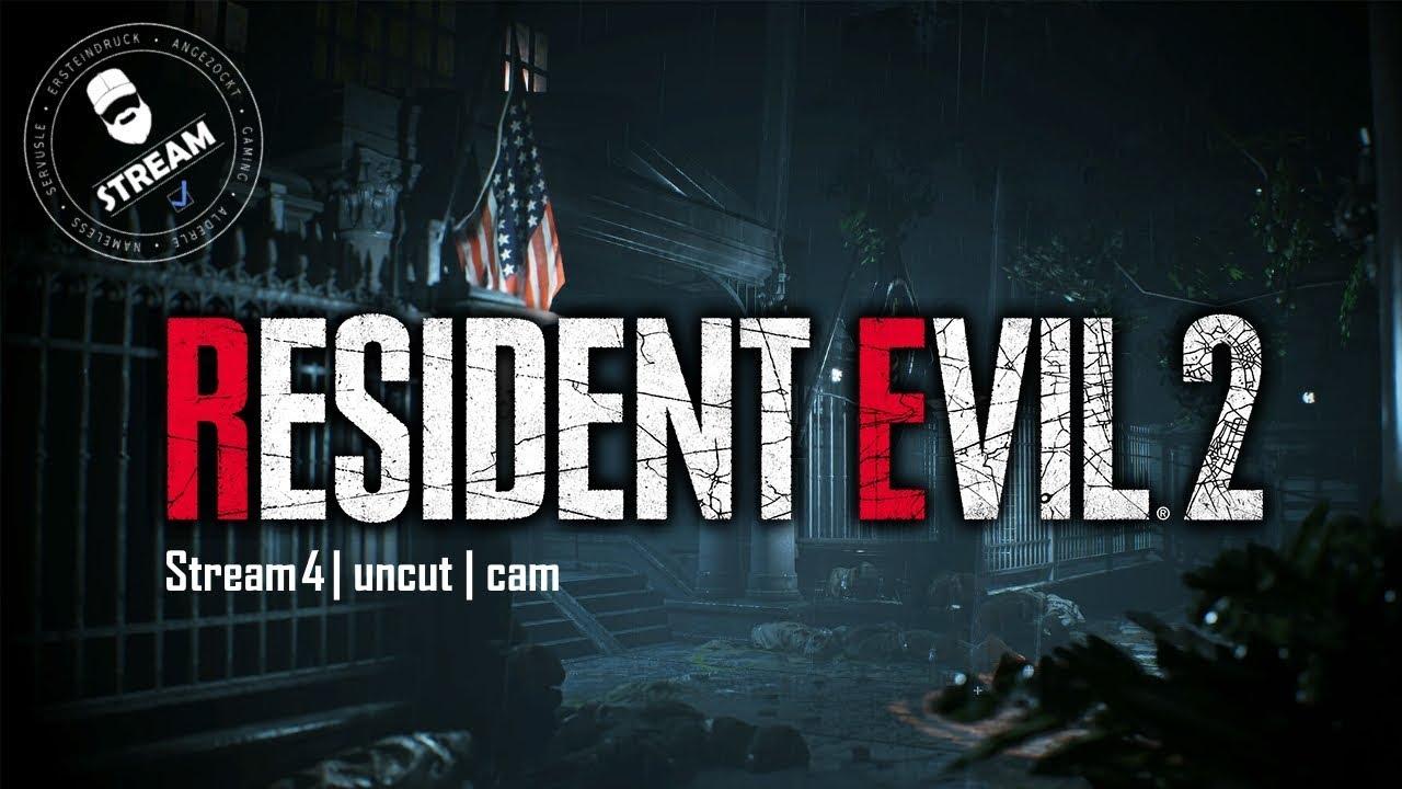 Resident Evil 2 Stream Deutsch