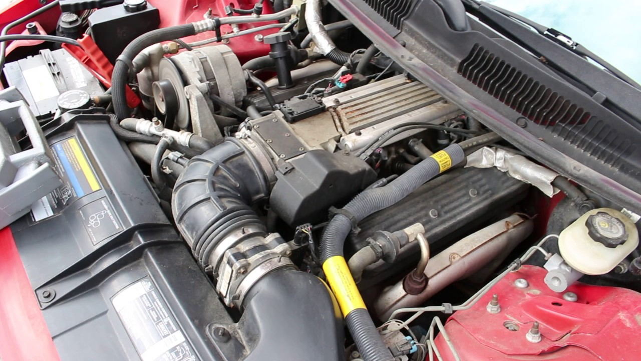 1994 Camaro 5 7l 350ci Lt1 Engine W   T56 6