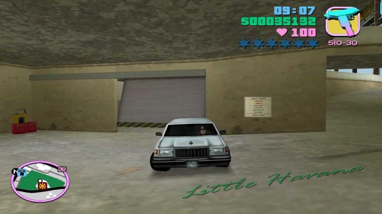 Gta Vice City Idaho Car Pic
