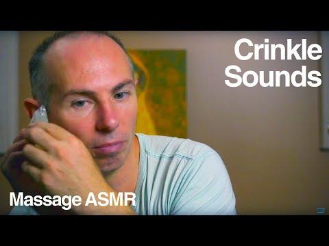ASMR Crinkle Heaven 12 - Ear to Ear Crinkle Sounds
