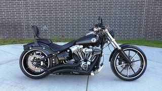 037860 2015 Harley Davidson Softail Breakout FXSB Used motorcycles for sale