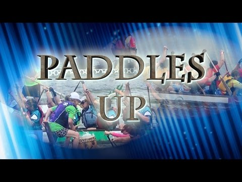 """Paddles Up"" The 12th Annual Harrison Dragonboat Regatta"