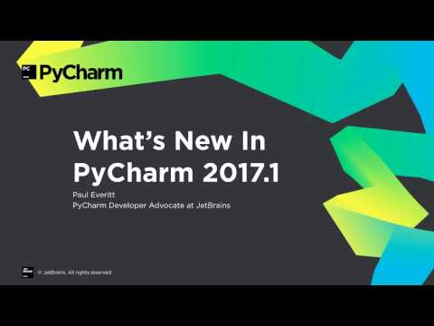 PyCharm 2017 1 Released! How to Install it via PPA