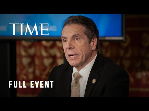New York Governor Andrew Cuomo Delivers Briefing On COVID-19   TIME