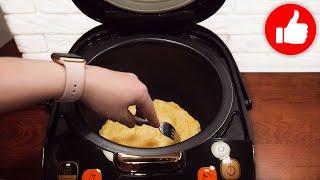 Один РАЗ так сделаете мясной ПИРОГ на сметанном тесте в мультиварке и будете так делать всегда