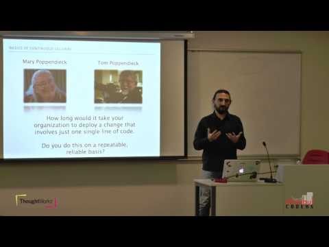 Basics of Continuous Delivery // Alper Kose // 02 Şubat 2017