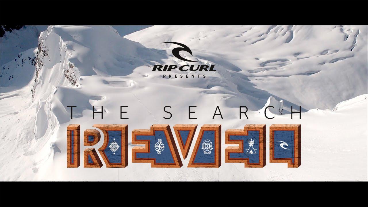 The Search - Revel - le dernier film Rip Curl