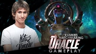 Na`Vi Dendi - Oracle (MMR Gameplay)