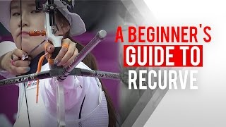 A beginner's guide to recurve archery | Archery 360
