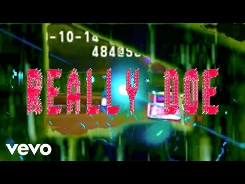 Danny Brown - Really Doe (Lyric Video) ft. Kendrick Lamar, Ab-Soul, Earl Sweatshirt