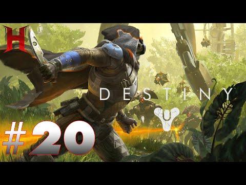 Le jardin noir - Ep.20 | Destiny | Let's Play 1080p