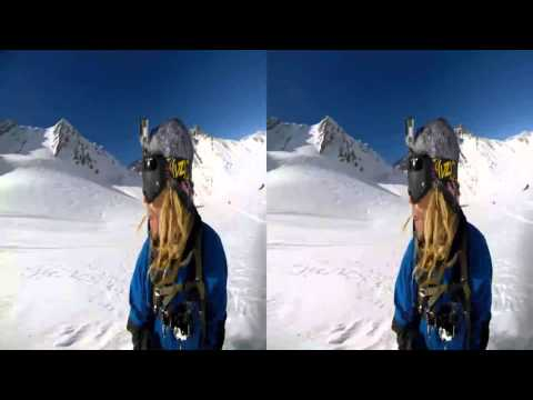 GoPro  Let Me Take You To The Mountain 3d sbs vr