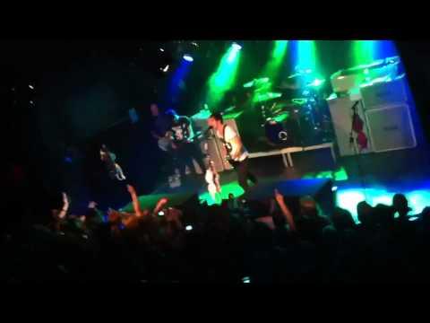 All Time Low - Jimmy Eat World + Blink 182 cover @ Vega, co Mp3