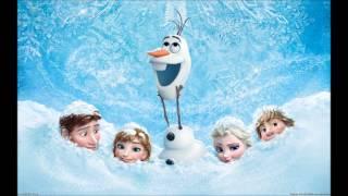 Frozen - Do You Want To Build A Snowman Low Key Karaoke